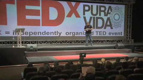 Clausura TEDxPuraVida 2010