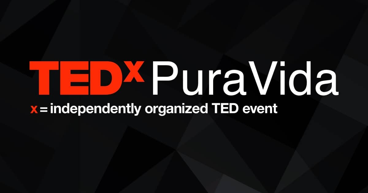 Programa 2018 - TEDxPuraVidaTEDxPuraVida